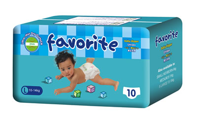 Favorite/Diaper(L)